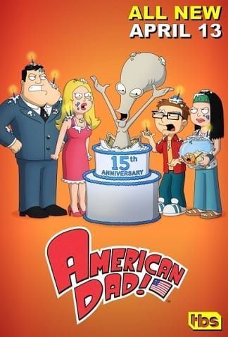 Padre Madre in USA (American Dad!) - Temporada 17