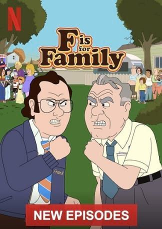 F is For Family - Temporada 4