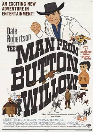 El hombre de Button Willow (The Man from Button Willow)
