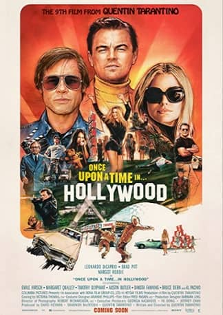 Érase una vez en... Hollywood (Once Upon a Time... in Hollywood)