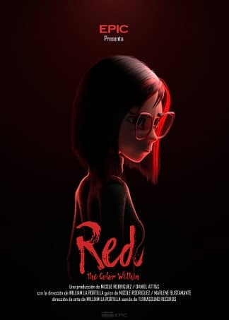 Red. The Color Within