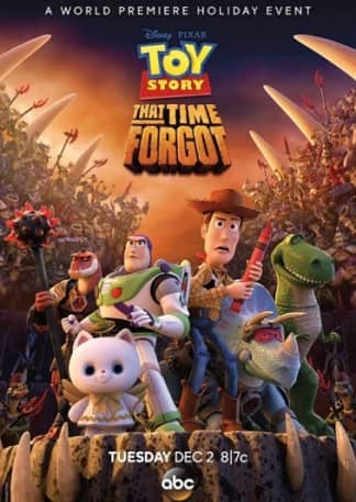 Toy Story: El tiempo perdido (Toy Story That Time Forgot)