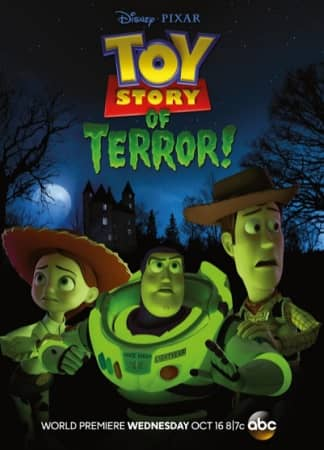 Toy Story: ¡Terror! (Toy Story of Terror)